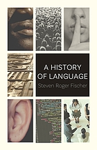 A History of Language.