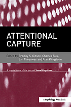 Attentional capture