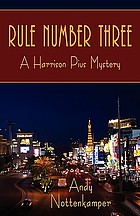 Rule number three : a Harrison Pius mystery