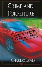 Crime and forfeiture