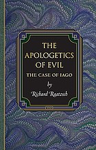The apologetics of evil : the case of Iago
