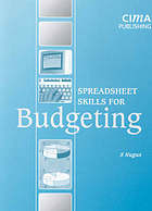 Spreadsheet skills for budgeting