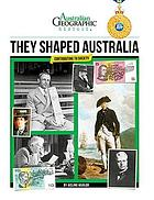 They shaped Australia : contributing to society