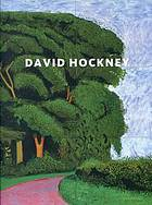 David Hockney : recent paintings.