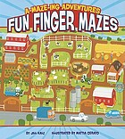 A-maze-ing adventures fun finger mazes