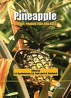 The pineapple : botany, production, and uses
