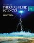 Fundamentals of thermal-fluid sciences by  Yunus A Çengel