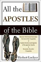 All the apostles of the Bible