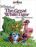 In search of the great white tiger