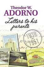 Letters to his parents, 1939-1951