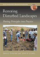 Restoring disturbed landscapes : putting principles into practice