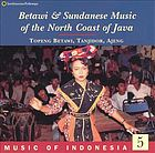 Betawi and Sundanese music of the north coast of Java : Topeng Betawi, tanjidor, ajeng.