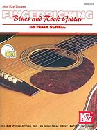 Fingerpicking blues and rock guitar