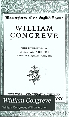 William Congreve,