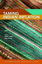 Taming Indian inflation