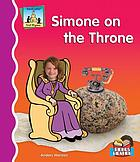 Simone on the throne