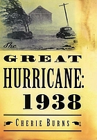 The great hurricane--1938