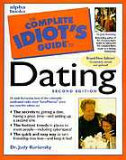 The complete idiot's guide to dating