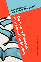 Discourse analysis in translation studies