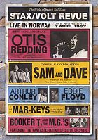Stax/Volt revue : live in Norway 1967.