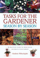 Tasks for the gardener