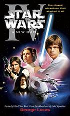 Star wars, a new hope : a novel