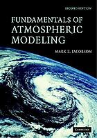 Fundamentals of atmospheric modeling