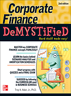 Corporate finance demystified