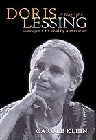 Doris Lessing : [a biography]