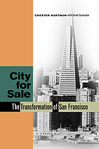 City for sale : the transformation of San Francisco