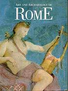 Art and archaeology of Rome : from ancient times to the Baroque