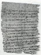 Papyri : Greek & Egyptian (P. Turner)