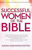 Successful Women of the Bible
