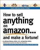 How to sell anything on Amazon ... and make a fortune!