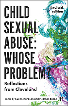 Child sexual abuse : whose problem?, reflections from Cleveland