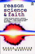 Reason, science and faith