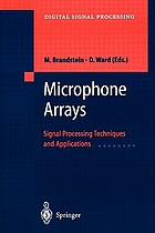 Microphone Arrays : Signal Processing Techniques and Applications