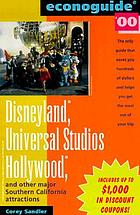 Disneyland, Universal Studios, Hollywood and other major southern California attractions.