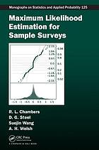 Maximum Likelihood Estimation for Sample Surveys.