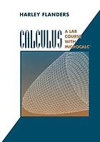 Calculus : a Lab Course with MicroCalc®