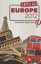 Let's go. Europe 2012