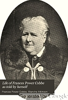 Life of Frances Power Cobbe as told by herself;