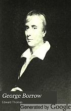 George Borrow, the man and his books,