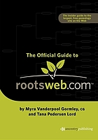 The official guide to rootsweb.com