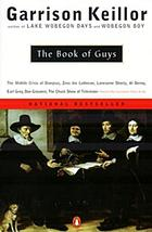 The book of guys : stories