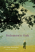 Solomon's oak : a novel