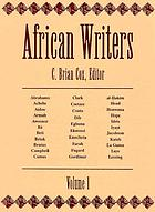 African writers / 1.
