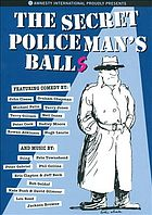 The secret policeman's balls. Pleasure at Her Majesty's The secret policeman's ball