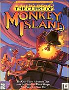 The curse of monkey island.