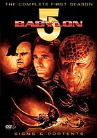 Babylon 5. / Season one, [disc 1]